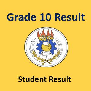 NEAEA Grade 10 Result 2020: